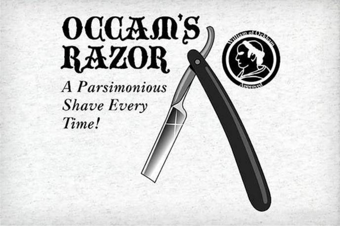 奥卡姆剃刀